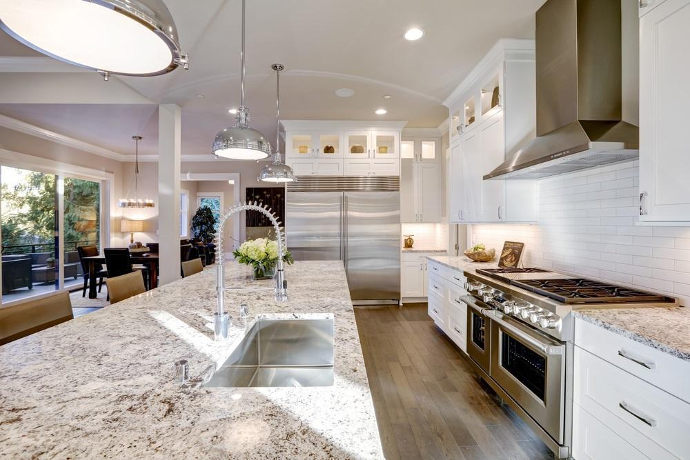 stenskivor i kök
